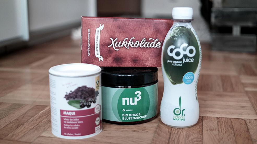 Healthy Living | Gesunde Leckereien mit dem Nu3 Insider Club genießen
