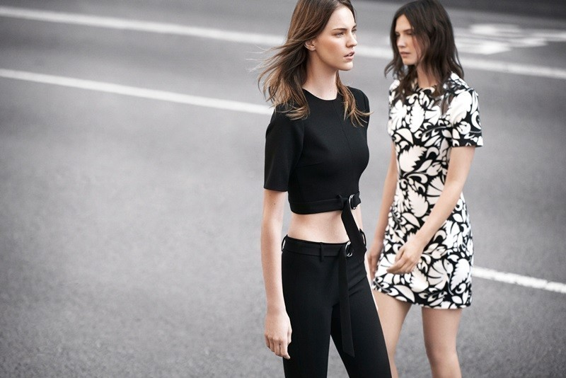 Zara Spring Summer Collection Lookbook 2014