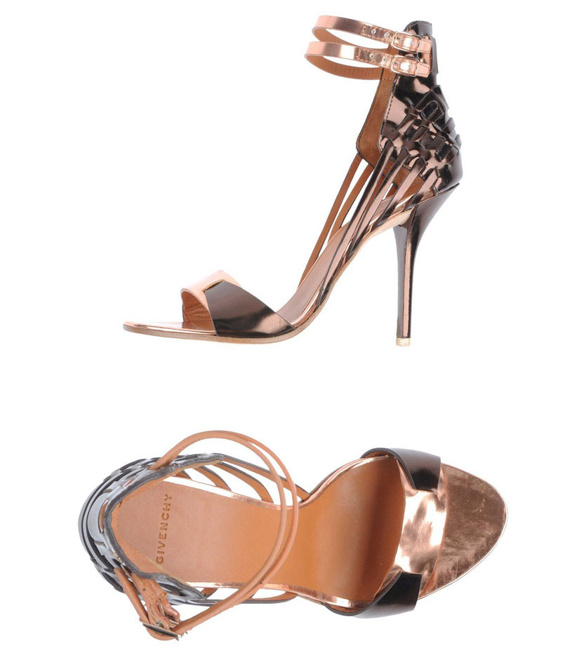 Lamé Pumps von Givenchy