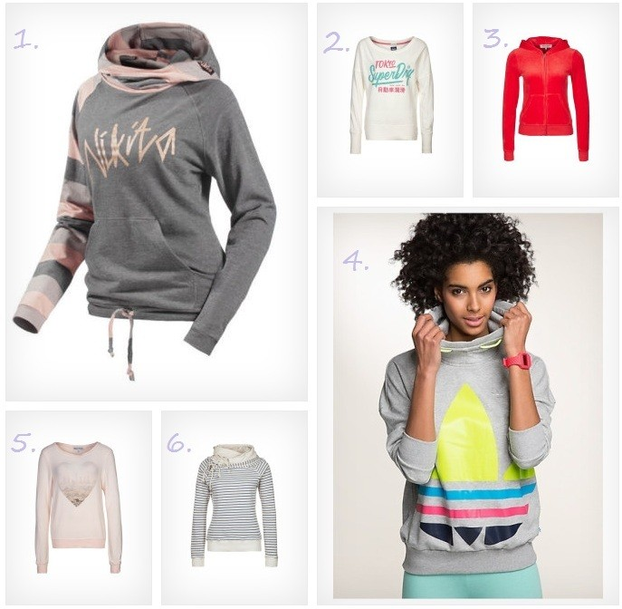 Hoodies styled by stylight