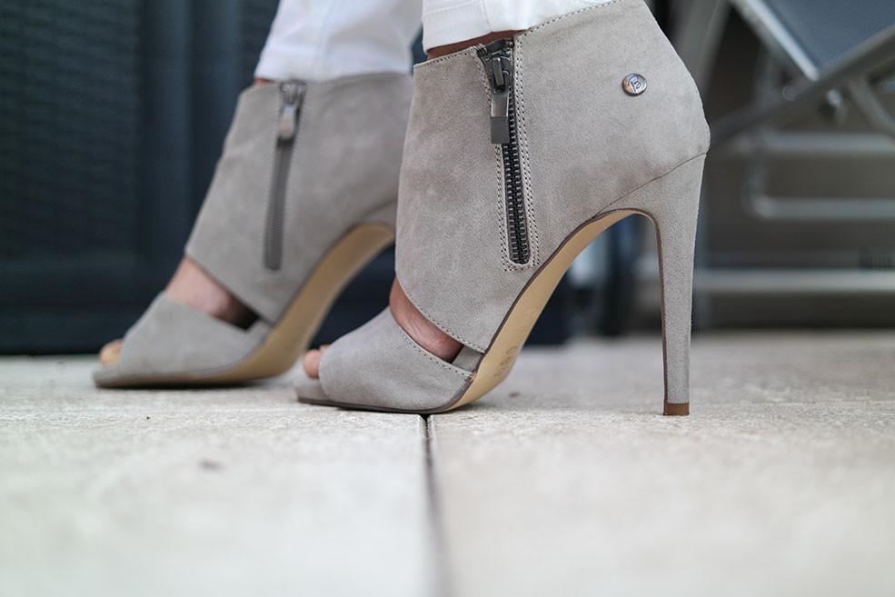 Outfit #OOTD Sommer Sandalen von Blink | hot-port.de | 30+ Style Blog