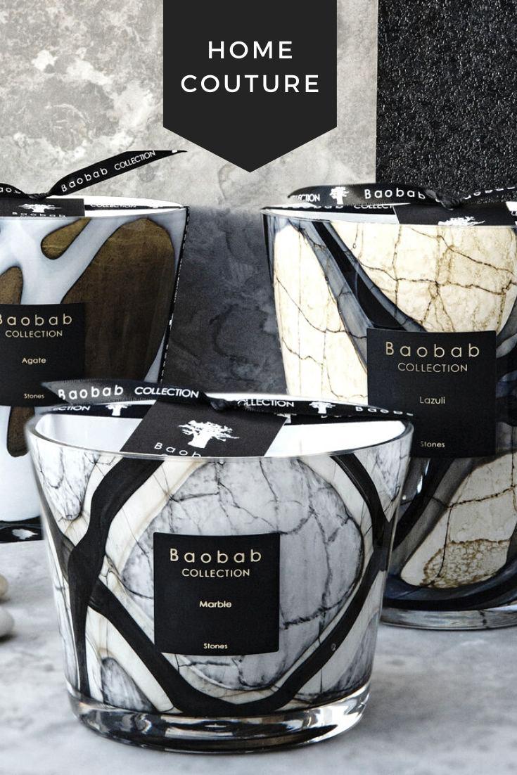 Home Couture Style | Mit Duftgläsern von Baobab holen wir uns nicht nur Gemütlichkeit ins traute Heim, sondern vor allem auch dieses unverkennbare Stilgefühl | Baobab Fashion Candles Stones Lazuli | Hot Port Life & Style | 30+ Lifestyle Blog
