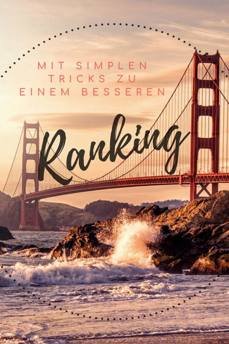Mit diesen simplen Tricks für Blogger & solche, die es gern werden möchten, zeige ich Euch heute, dass Suchmaschinenoptimierung nicht schwer sein muss. Das 1x1 für erfolgreiche Blogartikel & bessere Rankings bei Google & Co. | hot-port.de | 30+ Lifestyle & Fashion Blog aus Deutschland