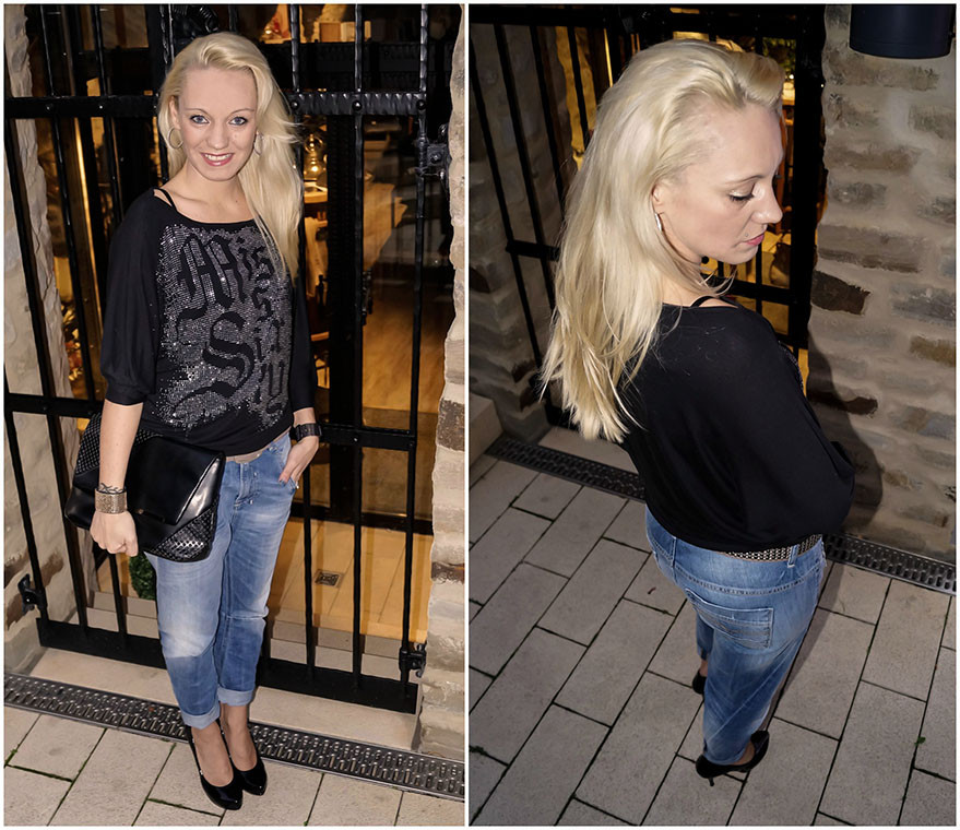Jeans Trends 2015 | Was sind die Denim Fashion Styles in diesem Jahr? Franny´s Favorit auf dem Blog ist & bleibt die Boyfriend Jeans :-)
