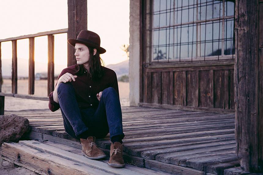 James Bay | Schmusebarde im romantischen Cowboy Look von Hot Port Life & Style unter die Lupe genommen