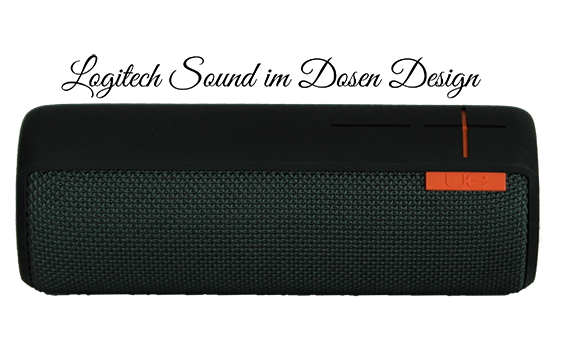 Multimedia Trend | Bluetooth Wireless Speaker Logitech UE Boom Box im Dosen Design