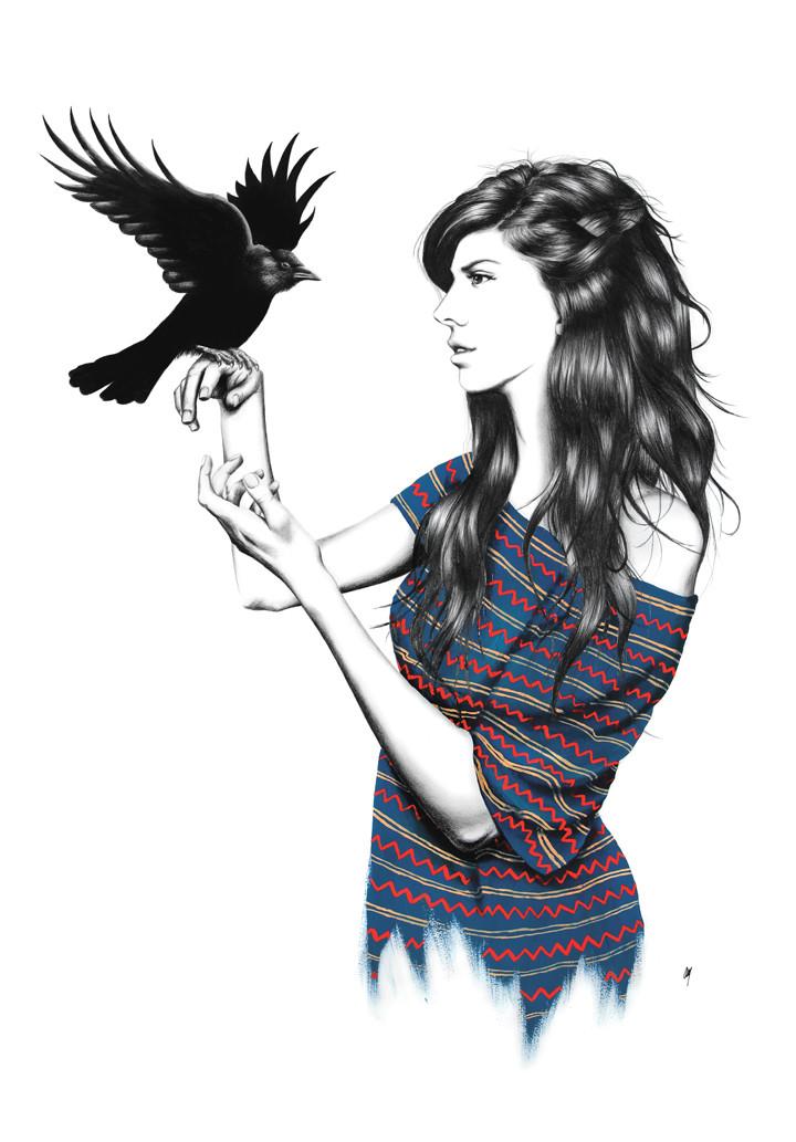 Amanda Mocci Gemälde