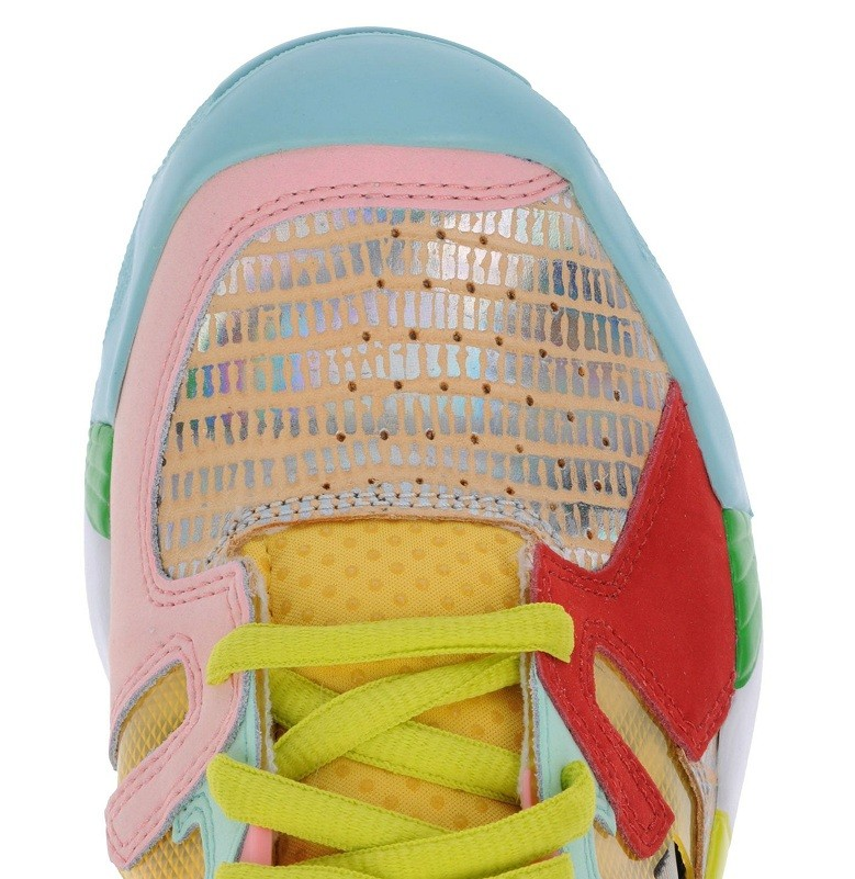Jeremy Scott Freaky Fashion Shoes for Adidas
