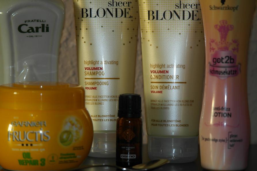 Blondes have more Fun: Tipps für schöne blonde Haare oder wie ich es schaffe trotz Blondierung gesundes Haar zu haben! Meine Pflege-Helfer für ein strahlendes Blond | Hot Port Life & Style | 30+ Style Blog