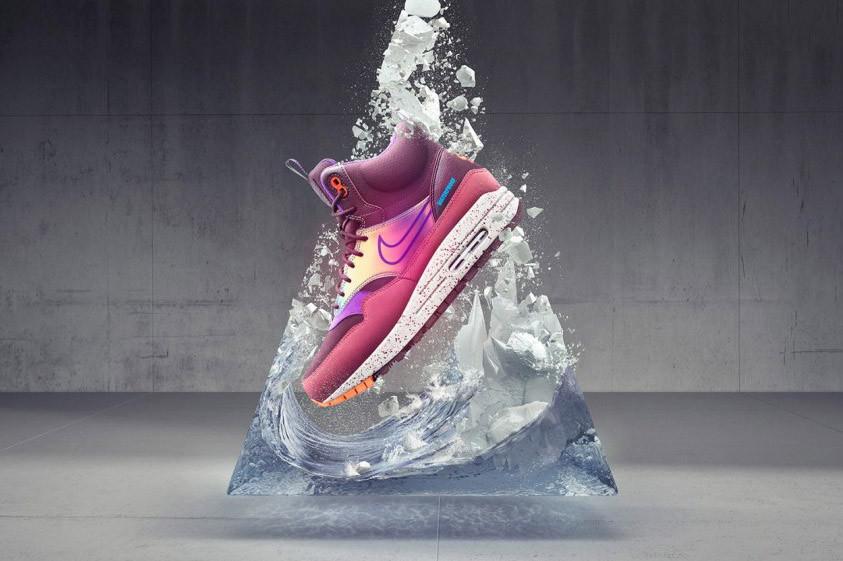 Cooler Streetstyle by Nike Holiday | Mit dieser Sneaker Boots Collection kommt Ihr funky durch den Winter