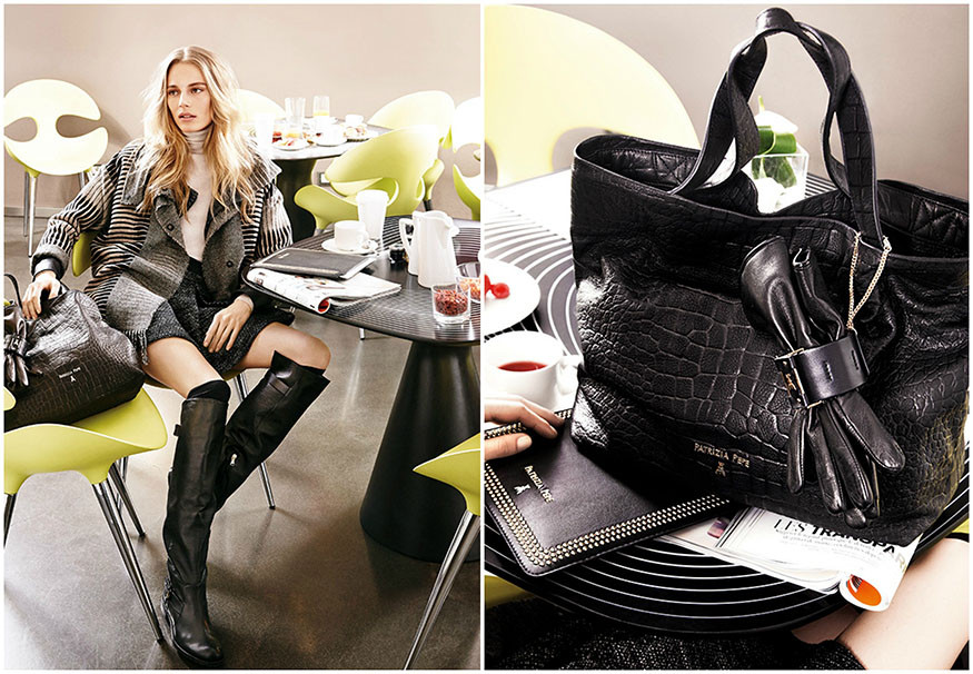 Patrizia Pepe #Selfie Collection | Fall Winter 2014 / 2015 Cooler Lifestyle & High Fashion Ambiente in einem