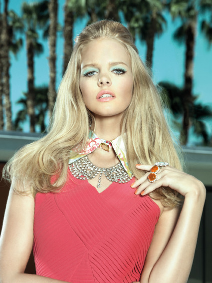 Fornarina Kleid Kollektion 2013 | Hot Port Life & Style | 30+ Fashion & Trends Blog