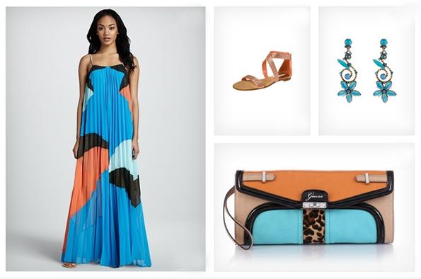 Frische Brise | Hot Port Life & Style liebt den Sommer Trend mit Maxikleidern | hot-port.de | Fashion & Style Blog für Frauen über 30