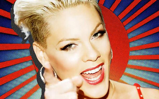 Pink True Love | Pink´s neuer Mega-Hit wird zum Dauerbrenner