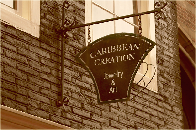 Caribbean Creation Jewelry & Art of Amsterdam