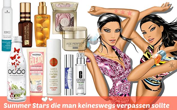 Beauty Loves | Die Schönheitslieblinge im Juni 2013