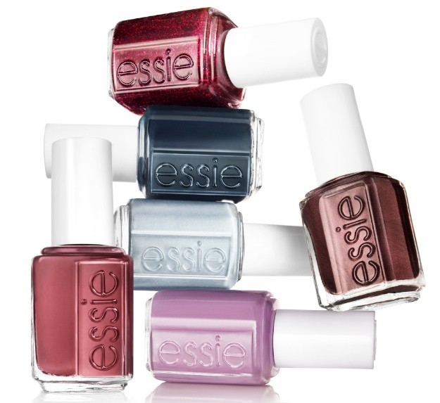 Essie Shearling Darling Winter Collection 2013