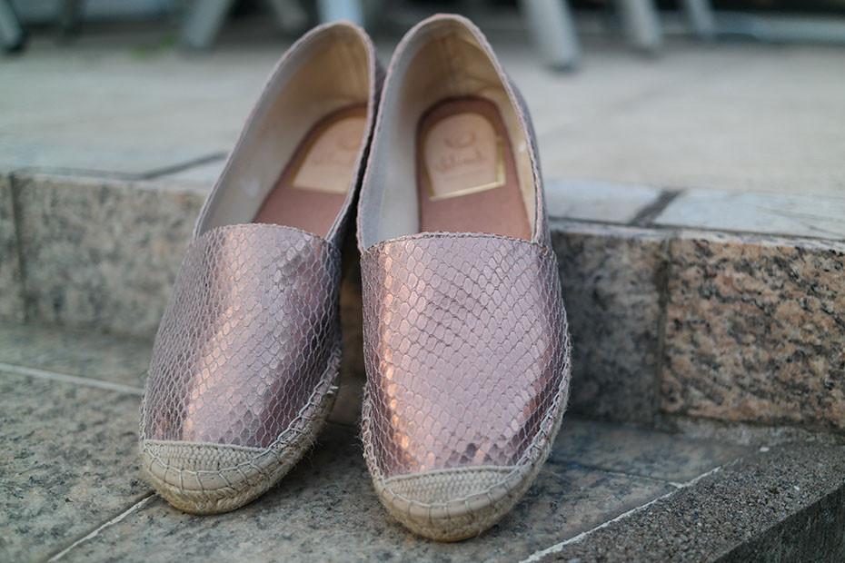 Style Trend Espadrilles | Vor dem luftig leichten Schuhwerk ist in diesem Sommer niemand sicher - Modell Vidorreta
