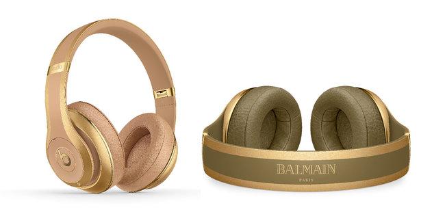 Kopfhörer von Balmain | Haute Couture für die Ohren | Sunday Music | hot-port.de | Lifestyle Blog