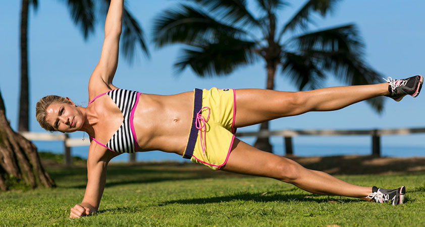 Roxy Lifestyle | Outdoor Fitness Collection 2014