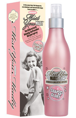 Sommer Trend Body Spray |Soap and Glory Mist you Madly