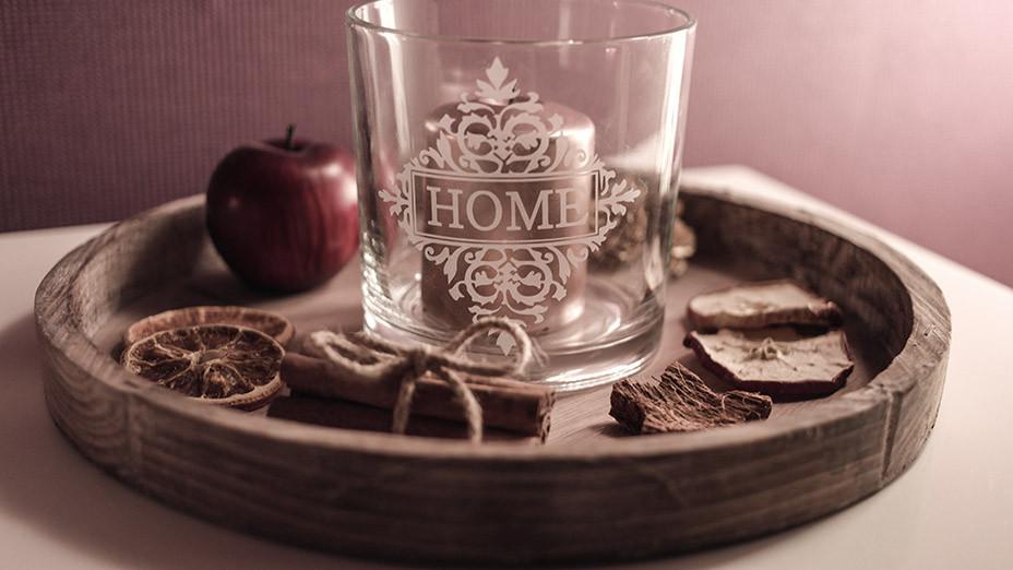 Adventszeit ist Dekozeit | Wie man sich ein gemütliches Zuhause bastelt erfahrt Ihr auf Franny´s Lifestyle Blog