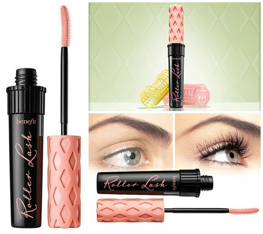 Freaky Friday mit Benefit & dem Roller Lash Lockenwickler Mascara