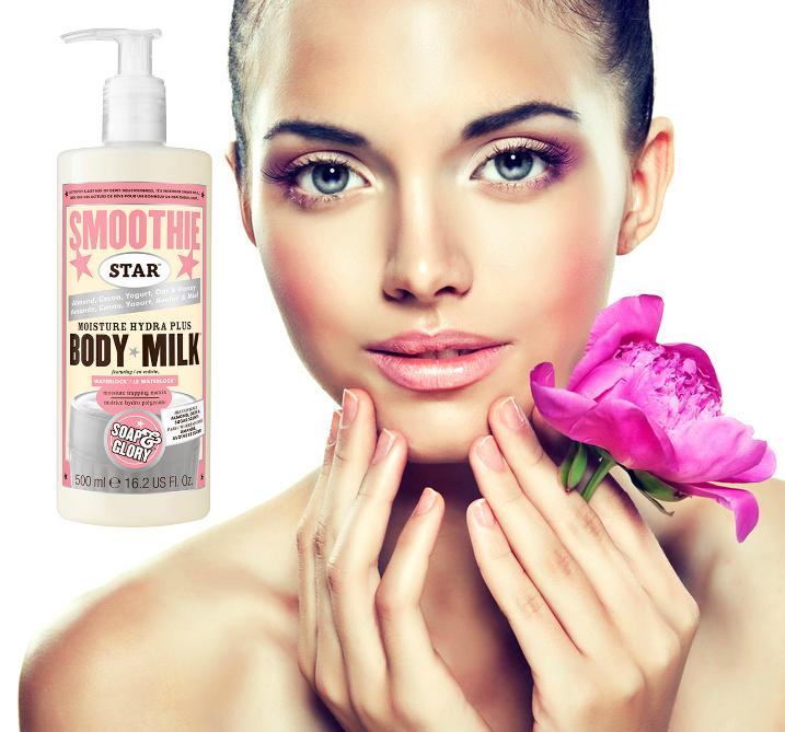 Beauty Trend Verwöhnmomente! Einfach mal die Seele baumeln und sich rundum verwöhnen lassen | Smoothie: Das neue Highlight aus dem Hause Soap & Glory | Hot Port Life & Style | Mode & Lifestyle Blog