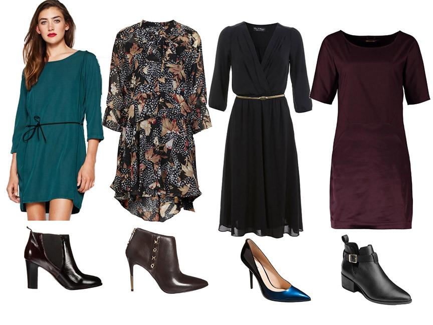 Herbstleuchten: Mit diesen Kleider Kombinationen kommt Leben in die Bude & Frische in die dunkle Jahreszeit | Coole Fashion Styles für den Herbst | Hot Port Life & Style | 30+ Modeblog