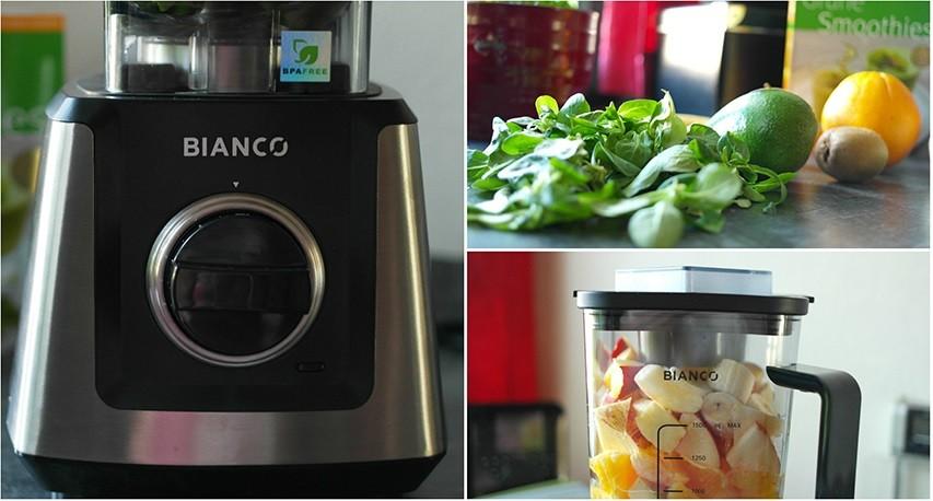 Bianco Primo Hochleistungsmixer | Die günstige Alternative für grüne Smoothies