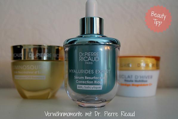 Beauty Tipp: Hightech Pflege vom französischen Traditionshaus Dr. Pierre Ricaud