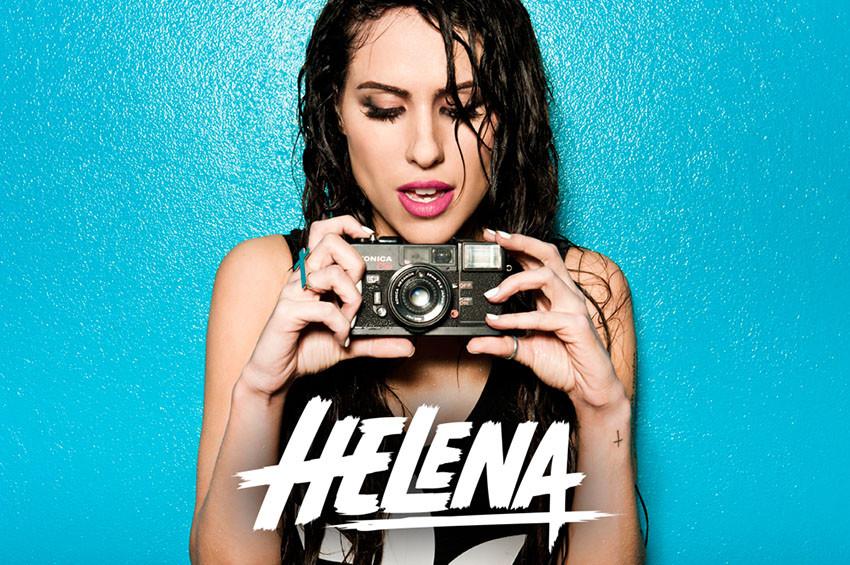 DJ Helena @ Sunday Music on Hot Port Life & Style