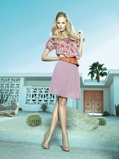 Fornarina trendy Looks Spring Summer 2013