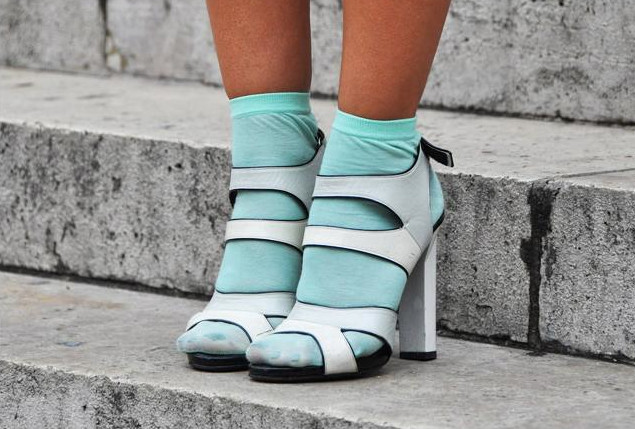 Fashion Trend | Socks and Sandals
