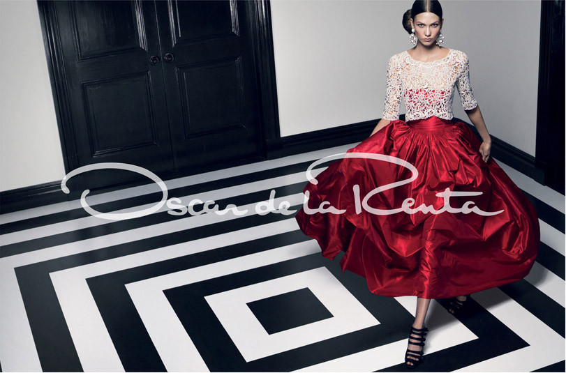 Oscar de la Renta | Wunderbar feminine Mode mit Stylefaktor