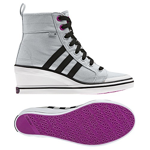 Adidas Neo WeNeo BBall stylisher Trend Wedge Sneaker