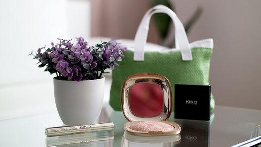 Verweisung auf den Beauty Blog