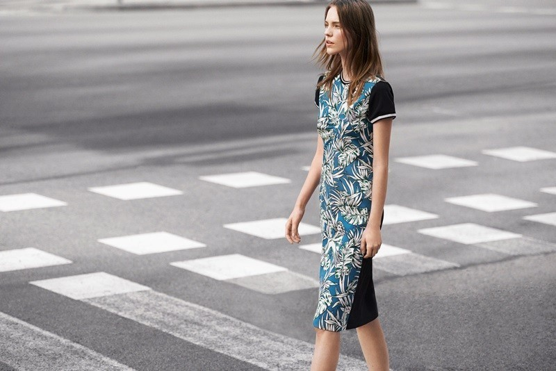 Zara Spring Summer Lookbook Collection 2014