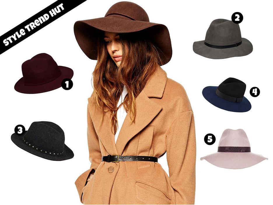 Style Trend Hut | Auch im Jahr 2015 können Fashionistas auf das stylishe Accessoires keinesfalls verzichten