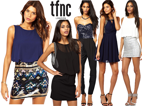 TFNC London | Dress to Impress Supercoole Kleider & Party Outfits