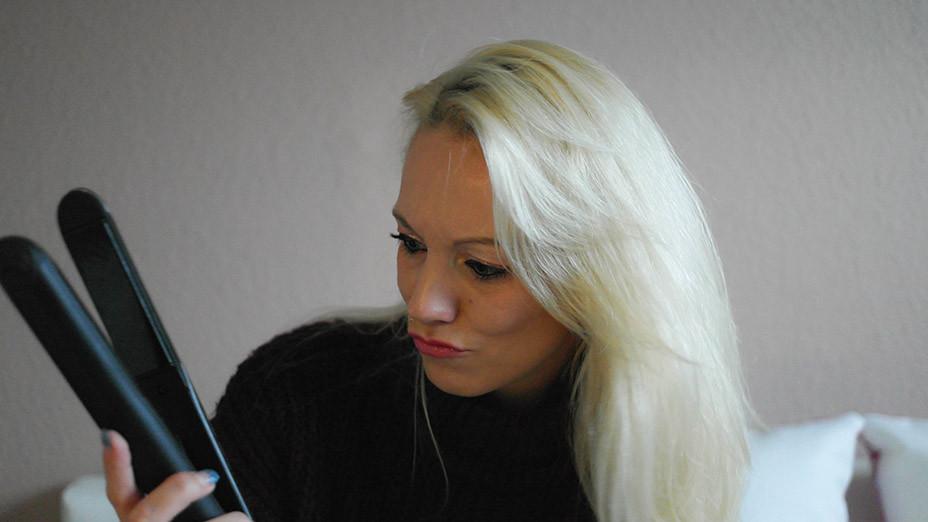 Braun Satin Hair 7 im Test | Franny´s Lifestyle Portal auf den Spuren eines Glätteisens
