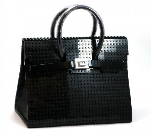 Hot Port Life & Style loves Lego Fashion Birkin Bag