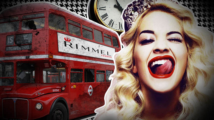 Rita Ora x Rimmel London | 60 Seconds Nail Polish Popup Collection