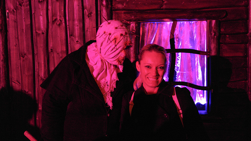 Freaky Friday | Halloween Stimmung auf dem Lifestyle Blog | Halloween Horror Fest im Movie Park Germany
