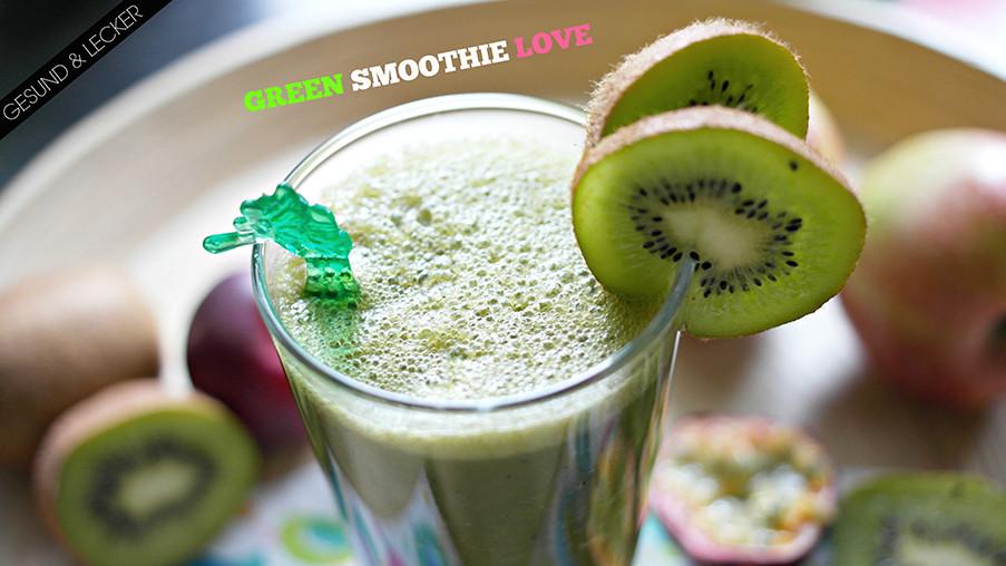 Green Smoothie Love | Der neue Lifestyle Trend für gesundheitsbewusste Menschen