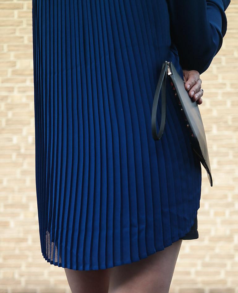 Outfit Midnight Blue | Blau & Schwarz passen nicht zusammen? Von wegen! | hot-port.de | 30+ Lifestyle & Fashion Blog