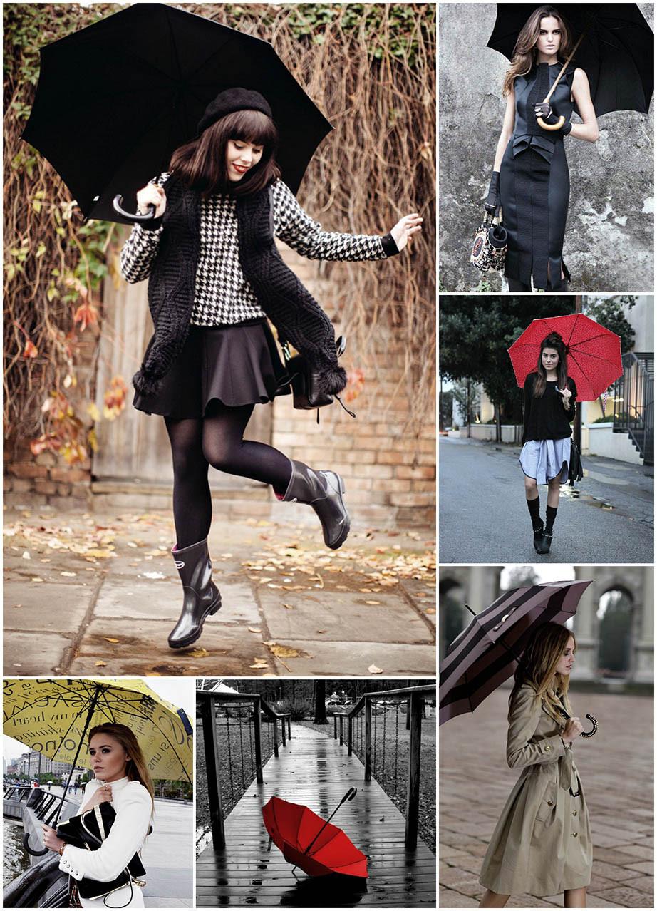 Freaky Friday | Style Trend Regenschirm - Warum man in diesem Herbst keineswegs auf das Accessoire verzichten sollte