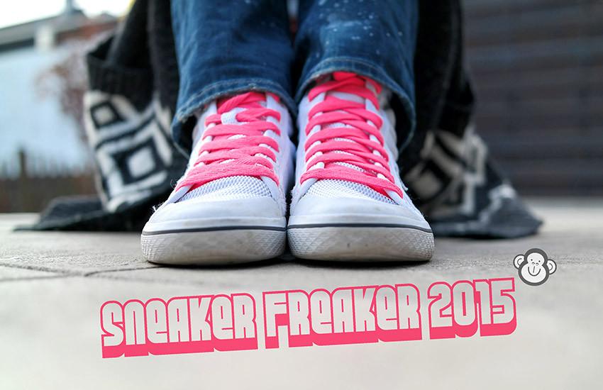 Sneaker Freaker 2015 | Was sind die Streetstyle Trends in diesem Jahr?