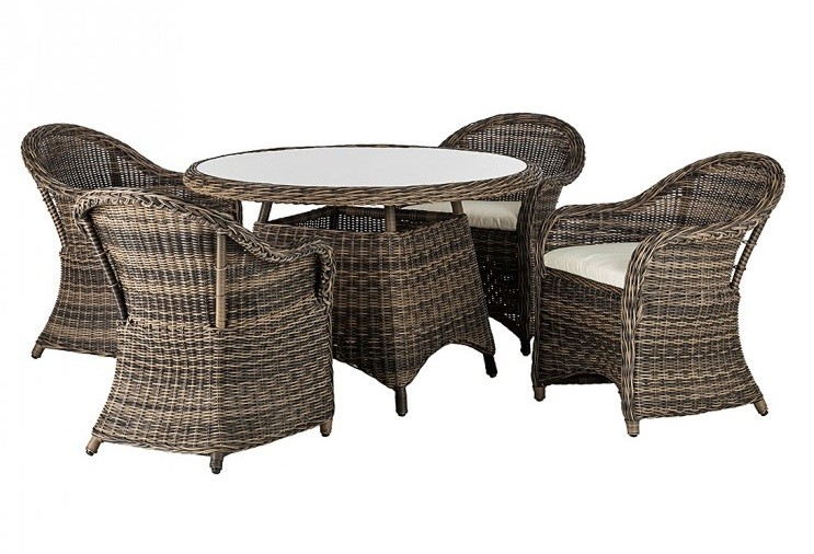 Royal Komfort Sitzgruppe von King´s Garden aus Polyrattan | 899€ bei Home24