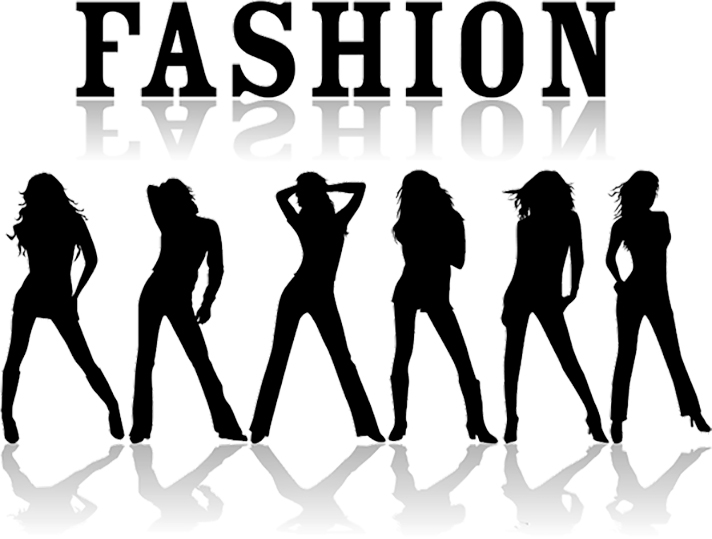 Fashion Vektor six Girls by Depositphotos.com